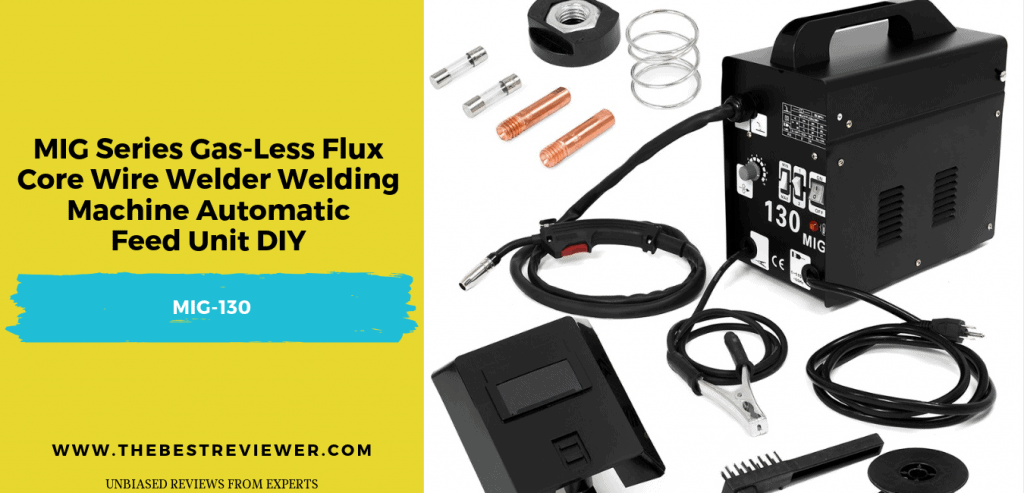 best cheap flux core welder